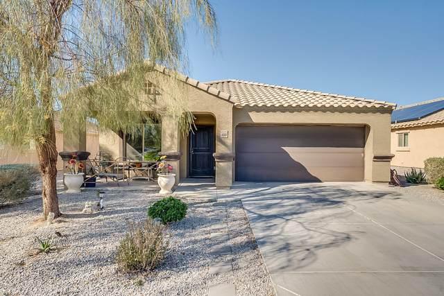 4968 S Rovey Parkway, Buckeye, AZ 85326 (MLS #6038491) :: Conway Real Estate