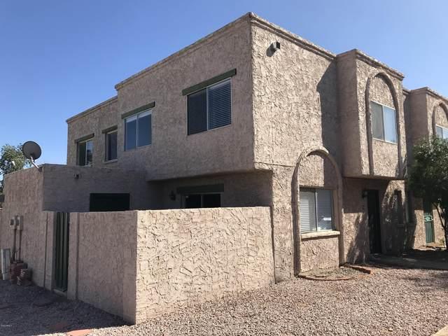 1500 W Rio Salado Parkway #76, Mesa, AZ 85201 (MLS #6038494) :: Devor Real Estate Associates