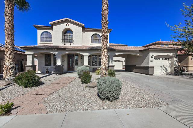 886 W Glenmere Drive, Chandler, AZ 85225 (MLS #6038521) :: The Kenny Klaus Team