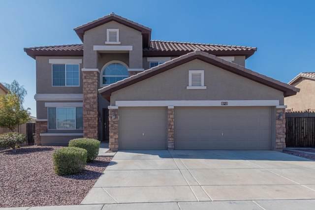 570 S 220TH Lane, Buckeye, AZ 85326 (MLS #6038530) :: Brett Tanner Home Selling Team