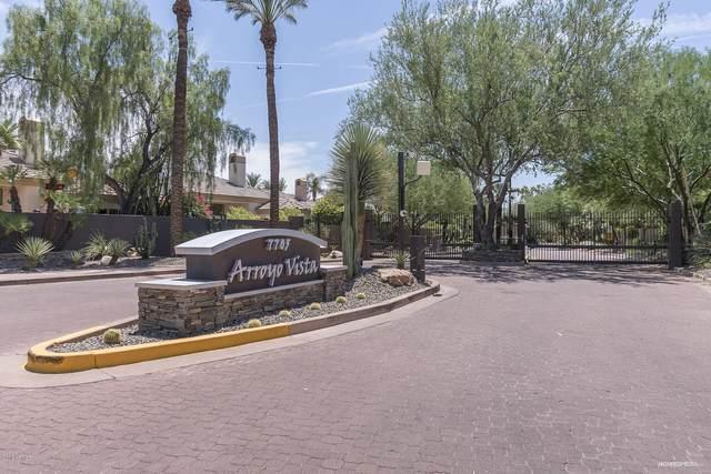 7705 E Doubletree Ranch Road #43, Scottsdale, AZ 85258 (MLS #6038537) :: Riddle Realty Group - Keller Williams Arizona Realty