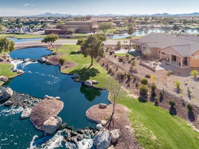 21123 N Festival Lane Lane, Maricopa, AZ 85138 (MLS #6038549) :: Revelation Real Estate