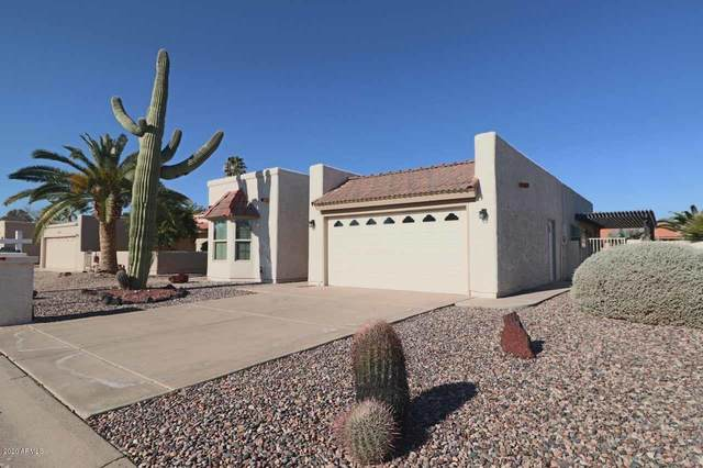 26006 S Dartford Drive, Sun Lakes, AZ 85248 (MLS #6038555) :: The Kenny Klaus Team