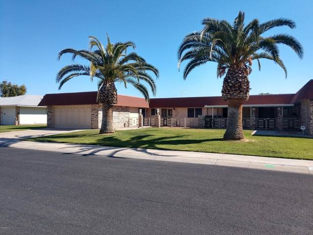 15211 N Desert Rose Drive, Sun City, AZ 85351 (MLS #6038563) :: The Kenny Klaus Team