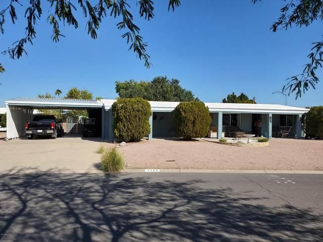 7734 E Calypso Avenue, Mesa, AZ 85208 (MLS #6038577) :: Howe Realty