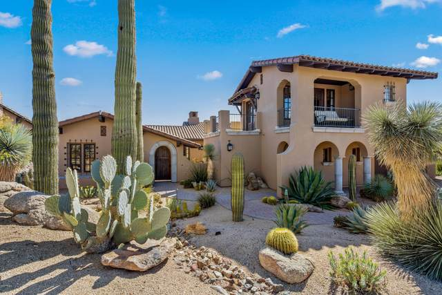 37031 N Mirabel Club Drive, Scottsdale, AZ 85262 (MLS #6038580) :: The Garcia Group