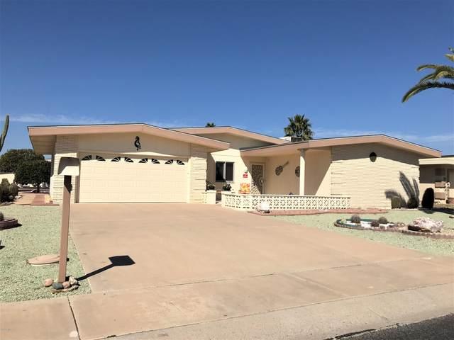 10802 W Welk Drive, Sun City, AZ 85373 (MLS #6038581) :: Riddle Realty Group - Keller Williams Arizona Realty