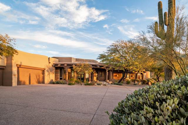10500 E Lost Canyon Drive #3, Scottsdale, AZ 85255 (MLS #6038604) :: Conway Real Estate