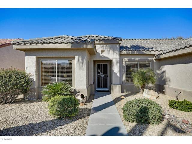 19540 N Hidden Canyon Drive, Surprise, AZ 85374 (MLS #6038613) :: Howe Realty