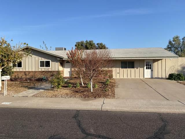4630 E Greenway Street, Mesa, AZ 85205 (MLS #6038658) :: Conway Real Estate