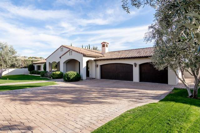 7027 E Vista Drive, Paradise Valley, AZ 85253 (MLS #6038660) :: The Kenny Klaus Team