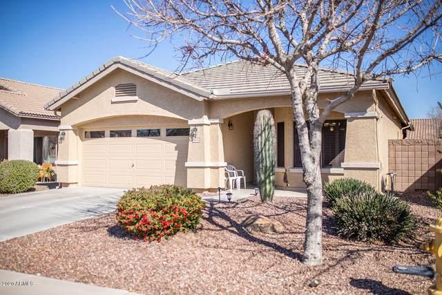 44332 W Rhinestone Road, Maricopa, AZ 85139 (MLS #6038665) :: Conway Real Estate