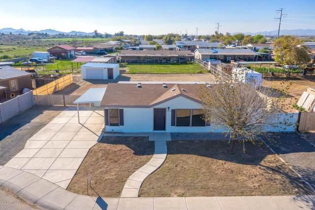 5212 S 108TH Drive, Tolleson, AZ 85353 (MLS #6038666) :: Brett Tanner Home Selling Team