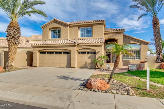 245 W Sagebrush Street, Gilbert, AZ 85233 (MLS #6038688) :: The Kenny Klaus Team