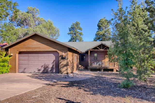 2960 W Lodgepole Lane, Show Low, AZ 85901 (MLS #6038689) :: The Laughton Team