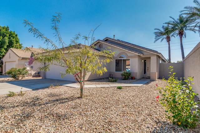 8221 W Pontiac Drive, Peoria, AZ 85382 (MLS #6038694) :: The Laughton Team