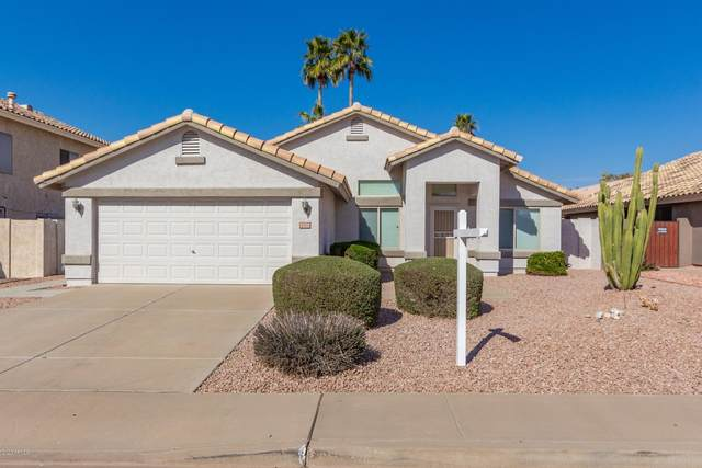 7222 E Medina Avenue, Mesa, AZ 85209 (MLS #6038699) :: Devor Real Estate Associates