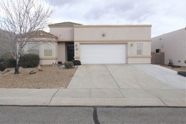 2533 Copper Sky Drive, Sierra Vista, AZ 85635 (MLS #6038701) :: The Laughton Team