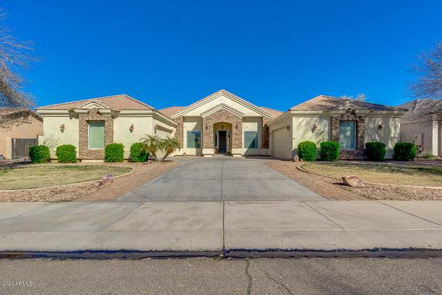 20340 E Appaloosa Drive, Queen Creek, AZ 85142 (MLS #6038702) :: The W Group