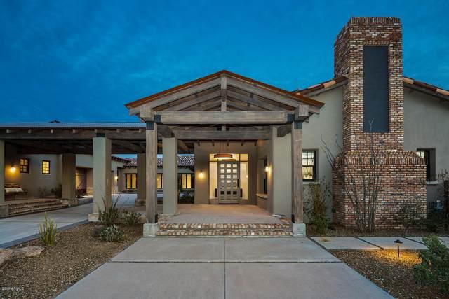 8511 E Tecolote Circle, Scottsdale, AZ 85266 (MLS #6038724) :: Lux Home Group at  Keller Williams Realty Phoenix