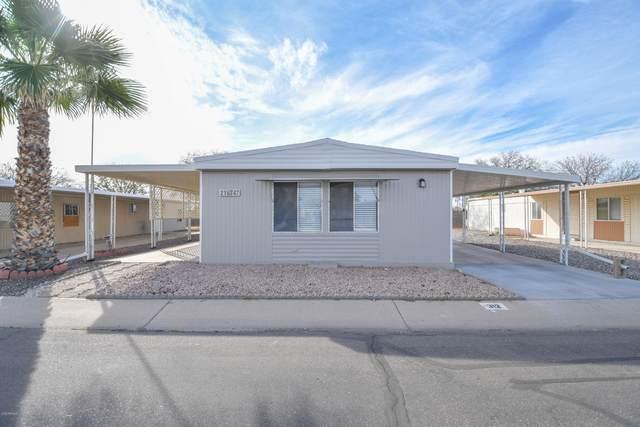 2100 N Trekell Road #312, Casa Grande, AZ 85122 (MLS #6038732) :: The W Group