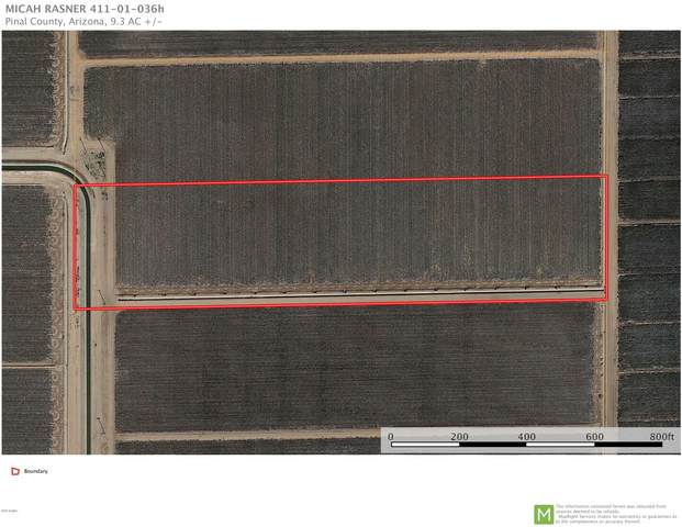 0 E Milligan Road, Eloy, AZ 85131 (MLS #6038735) :: The Property Partners at eXp Realty
