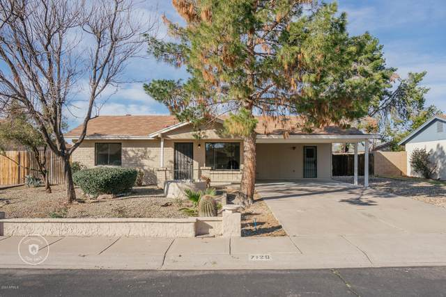 7120 W Ironwood Drive, Peoria, AZ 85345 (MLS #6038739) :: The Laughton Team