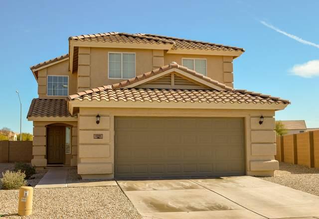 1301 W Central Avenue, Coolidge, AZ 85128 (MLS #6038769) :: The Laughton Team