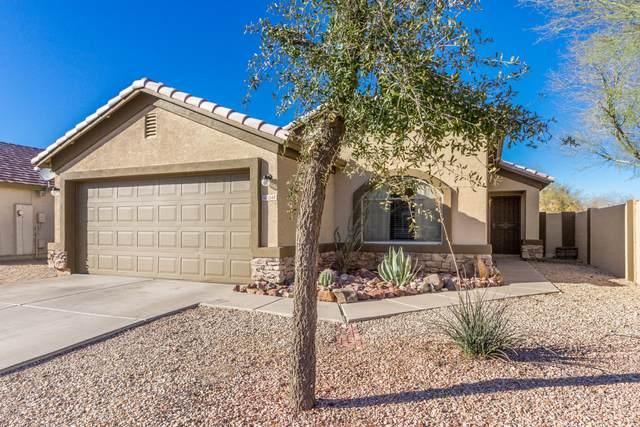 1548 E 10th Street, Casa Grande, AZ 85122 (MLS #6038776) :: The W Group