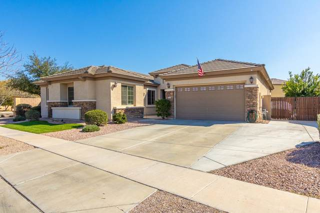 7413 N 85TH Lane, Glendale, AZ 85305 (MLS #6038783) :: Conway Real Estate