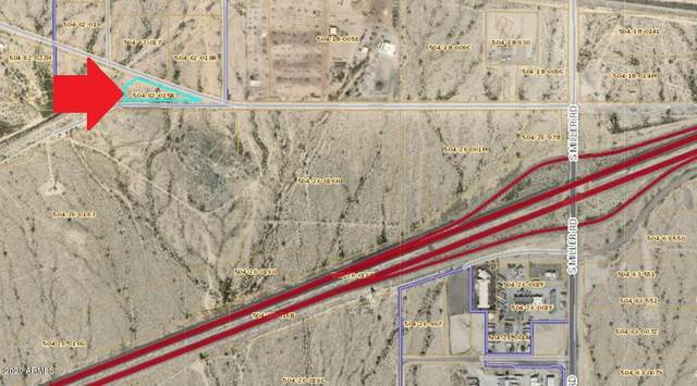 0 W Tonapah-Salome Highway, Buckeye, AZ 85396 (MLS #6038786) :: Klaus Team Real Estate Solutions