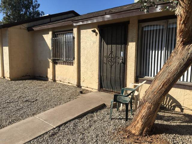 3646 N 69TH Avenue #20, Phoenix, AZ 85033 (MLS #6038787) :: Brett Tanner Home Selling Team