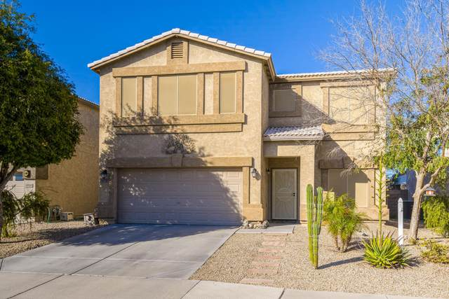 1170 E Desert Springs Way, San Tan Valley, AZ 85143 (MLS #6038811) :: The Laughton Team