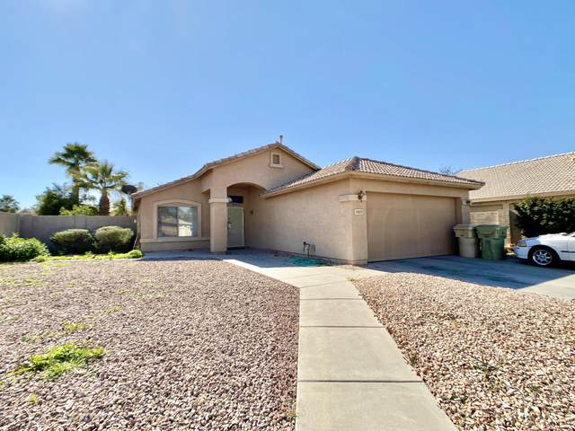 7825 W San Miguel Avenue, Glendale, AZ 85303 (MLS #6038823) :: Devor Real Estate Associates