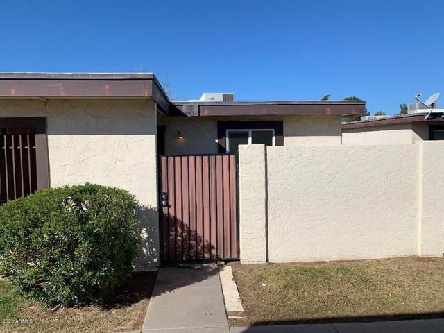 830 S Dobson Road #37, Mesa, AZ 85202 (MLS #6038824) :: Conway Real Estate