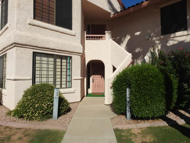 9396 E Purdue Avenue #120, Scottsdale, AZ 85258 (MLS #6038826) :: Arizona Home Group
