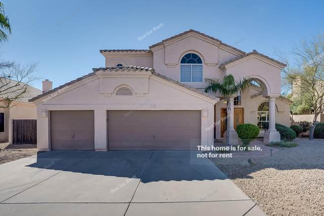 713 W Wildwood Drive, Phoenix, AZ 85045 (MLS #6038829) :: The Daniel Montez Real Estate Group