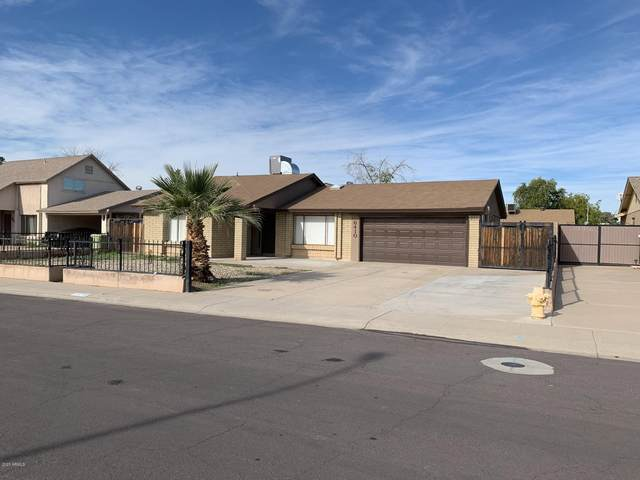 6410 W Sunnyslope Lane, Glendale, AZ 85302 (MLS #6038832) :: Conway Real Estate