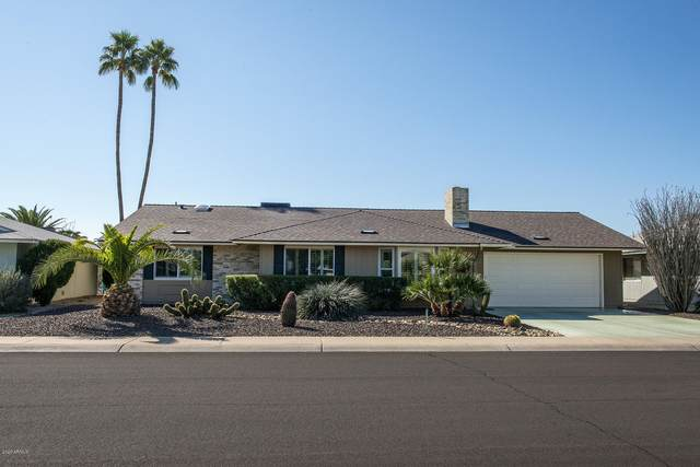 12519 W Parkwood Drive, Sun City West, AZ 85375 (MLS #6038835) :: My Home Group