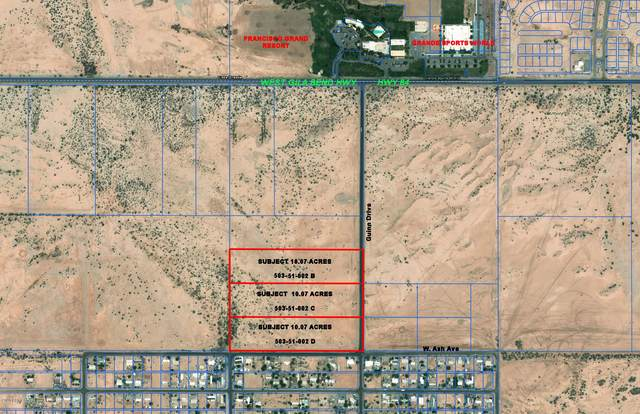 0 S Guinn      (Approx) Drive, Casa Grande, AZ 85193 (MLS #6038838) :: Long Realty West Valley
