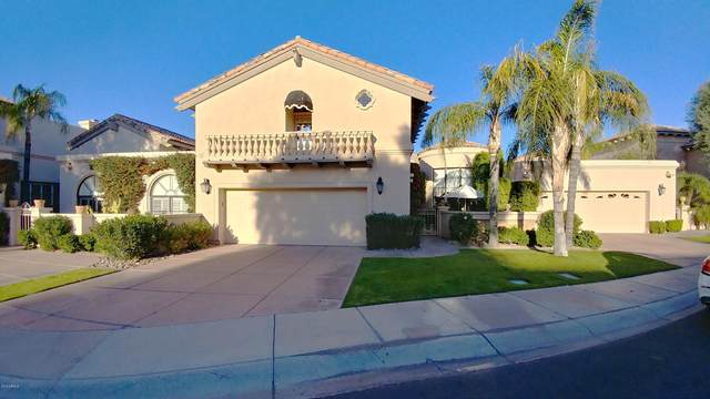 10122 E Topaz Drive, Scottsdale, AZ 85258 (MLS #6038864) :: Arizona Home Group