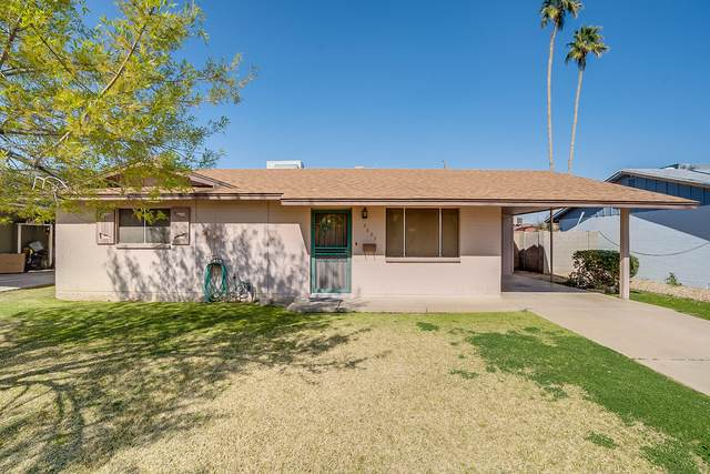 3602 W Las Palmaritas Drive, Phoenix, AZ 85051 (MLS #6038874) :: The Laughton Team