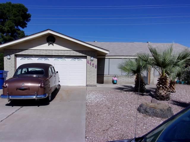 4436 E Covina Street, Mesa, AZ 85205 (MLS #6038878) :: Conway Real Estate