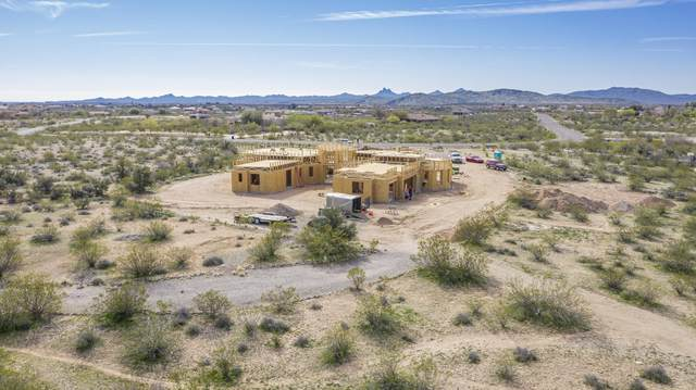 22275 W El Grande Trail, Wickenburg, AZ 85390 (MLS #6038885) :: Lux Home Group at  Keller Williams Realty Phoenix