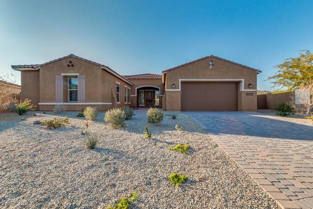 14952 S 184TH Avenue, Goodyear, AZ 85338 (MLS #6038895) :: Riddle Realty Group - Keller Williams Arizona Realty
