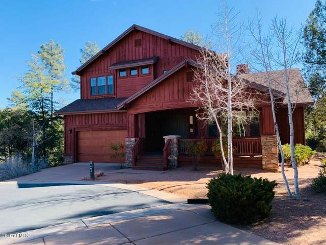 902 N Autumn Sage Court, Payson, AZ 85541 (MLS #6038898) :: Arizona 1 Real Estate Team