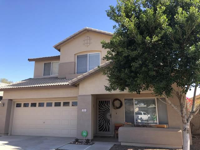 713 S 123RD Drive, Avondale, AZ 85323 (MLS #6038907) :: Brett Tanner Home Selling Team