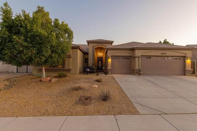 18063 W San Alejandro Drive, Goodyear, AZ 85338 (MLS #6038914) :: Kepple Real Estate Group