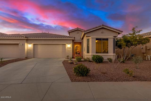 42024 W Ellington Lane, Maricopa, AZ 85138 (MLS #6038916) :: Cindy & Co at My Home Group