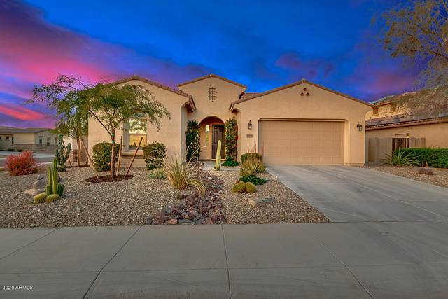 18058 W Tecoma Road, Goodyear, AZ 85338 (MLS #6038918) :: Kortright Group - West USA Realty